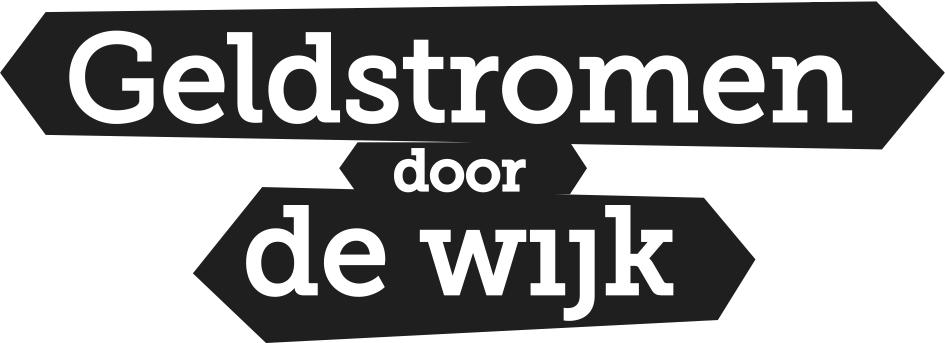 Logo Geldstromen door de Wijk