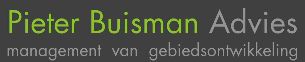 Logo Pieter Buisman Advies